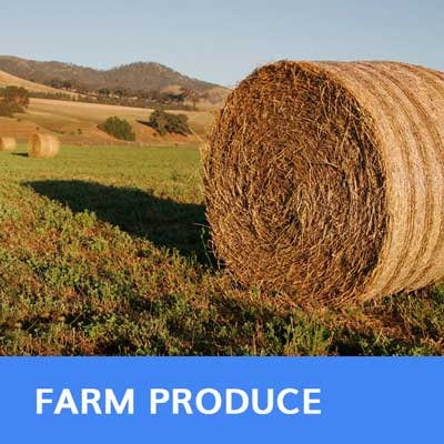 Farm Produce Auctions